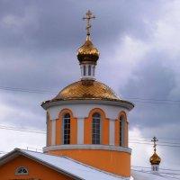 Питерские купола.. :: Марина Харченкова