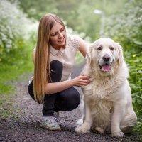 Понятно всем, как дважды два- нет добрее существа... :: Elena Klimova