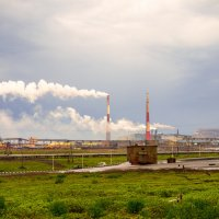 НМЗ (Надежденский Металлургический Завод) :: Дмитрий Тюрин