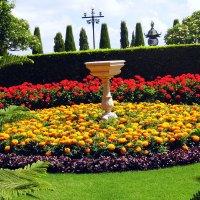 Бахайские сады. :: Валерьян