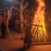 Последний танец ведьм :: Леонид Соболев