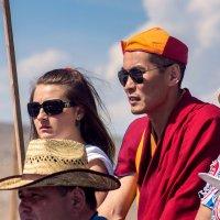 Монах в миру :: Хась Сибирский