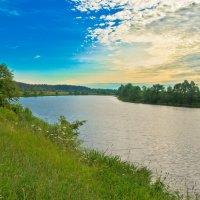 Река Дубна. :: Виктор Евстратов
