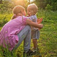Все на свете любят обниматься! :: Ирина Данилова