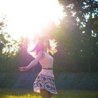 Солнечная фантазия :: Лиза Черепанова