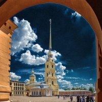 Собор Петра и Павла :: Евгений Никифоров