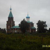 Свято-Никольский храм с. Хотушь :: Vera