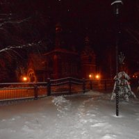 Свет ночи :: Алёна Ануфриева