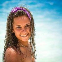 Девочка с милой улыбкой :: Николай Бакс