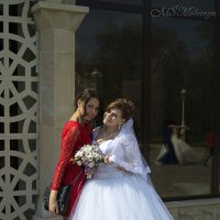 С невестой :: Mishanya Moskovkin