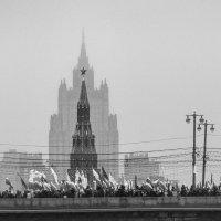 шествие :: Максим Должанский