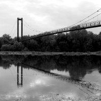 Пешеходный  мост. :: Валерия  Полещикова