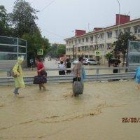 25 июня 2015г.наводнение Сочи :: larisa Киселёва