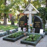 В Донском монастыре. :: Oleg4618 Шутченко