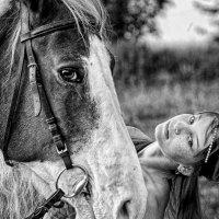 Прогулки на лошадях :: Ирина Слайд