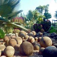 Каменные шары. :: Чария Зоя
