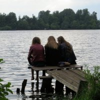 Три русалки :: Вера Щукина