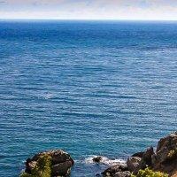 Море в Судаке :: Анатолий Мигов