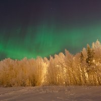 Aurora Borealis :: Роман Ачкасов