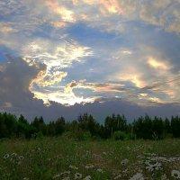 Вот кто солнце проглотил! :: Вячеслав Минаев