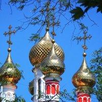 Под небом голубым есть город золотой ... :: Галина