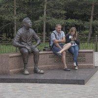 Никулин на родине. :: Яков Реймер