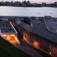 За стенами Казанского Кремля :: Saratoga .