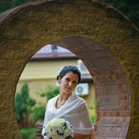 Невеста :: Мария Вылегжанина