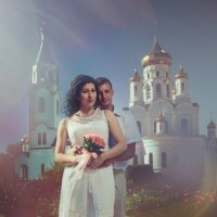 *Свадьба* :: Роман Салов