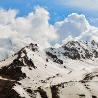 горы поют :: Горный турист Иван Иванов