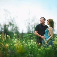 Андрей и Таня :: Илья Земитс