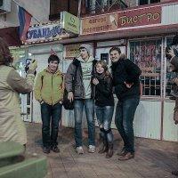 Уличная фотосессия. :: Геннадий