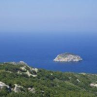Островок в Эгейском море :: Алеся Пушнякова