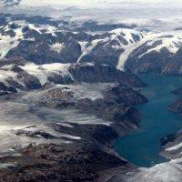 о. Гренландия,снимок с самолета :: Размик Марабян