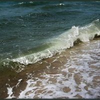Волна :: Ольга Голубева