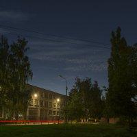 Серебристые облака :: Роман Ачкасов