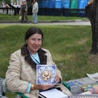 АККОРД Сполохи озарений на Дне города Новосибирска :: Наталья Золотых-Сибирская