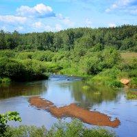 Речки речушки :: Виктор Калабухов