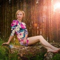 В лучах заката :: Наташа Гуринович
