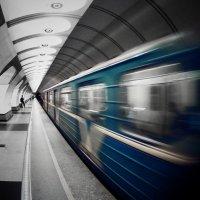 Metro :: Pavel Miroshin