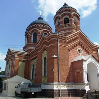 Свято-Борисо-Глебский монастырь :: Викторина Срыбна