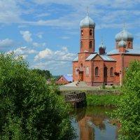 Храм Святого Пантелеймона Целителя :: Вера Андреева
