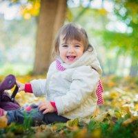Веселая осень :: Виктория Камышникова