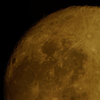 Луна 1 июля :: Allex Anapa