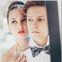 Лена и Филипп :: Оскар Граф