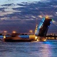 Дворцовый мост :: Сергей Басов
