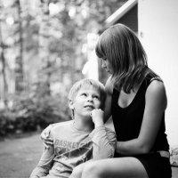 старшая сестра... :: Олька Никулочкина