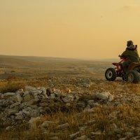 Негев. Пастух-бедуин. :: Иван К