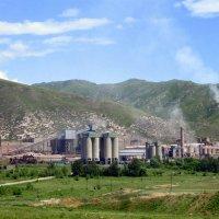 Восточно Казахстанский цементный завод . :: Мила Бовкун
