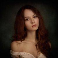 Портрет, Ольга :: Дмитрий Бутвиловский